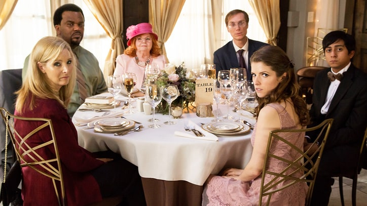 Watch Anna Kendrick Reign Over Wedding Reception Rejects at 'Table 19'