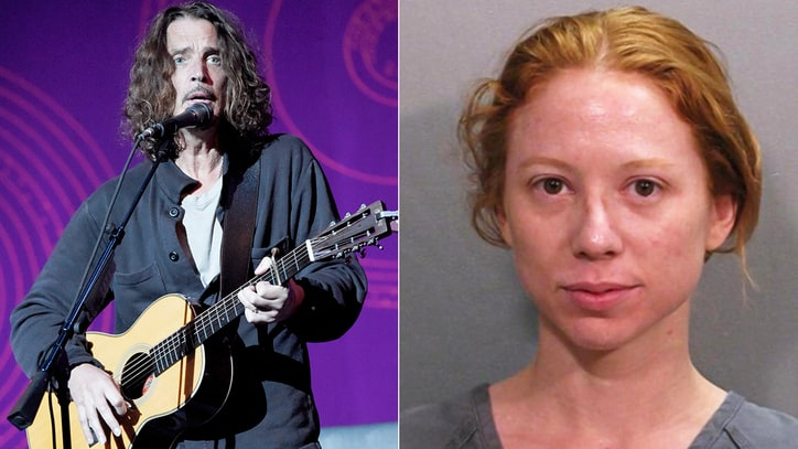 Chris Cornell's Alleged Stalker Arrested at Louisville Concert
