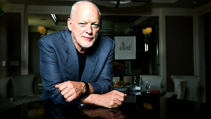 David Gilmour Talks Pompeii Return: 'It's a Place of Ghosts'