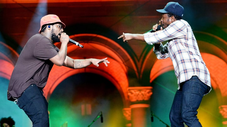 Hear Kendrick Lamar, Jay Rock Hop on Schoolboy Q's 'THat Part' Remix