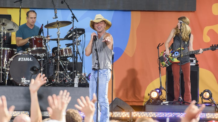 Kenny Chesney Switches Gears for 'Cosmic Hallelujah' Album