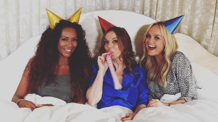 See Spice Girls Partially Reunite to Celebrate 20th Anniversary