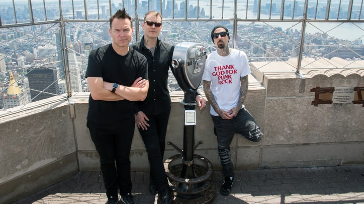 On the Charts: Blink-182 End Drake's Nine-Week Reign
