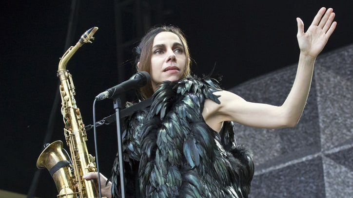 PJ Harvey Plots European Tour