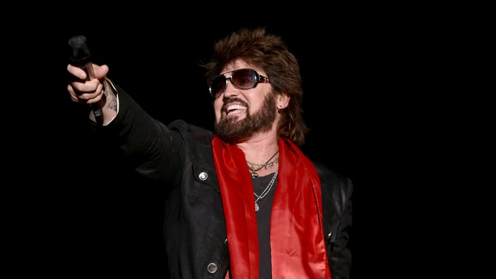 Hear Billy Ray Cyrus, Joe Perry Team for 'Tulsa Time'