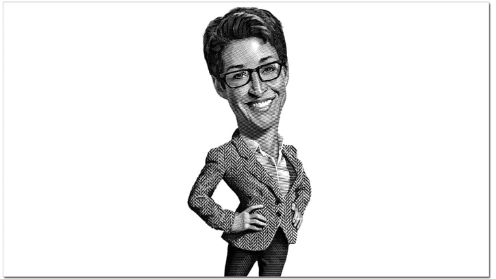 The Last Word: Rachel Maddow on Trump, Dystopias and Success