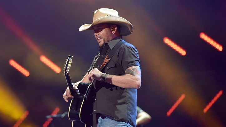 Jason Aldean Unveils New Album 'They Don't Know'