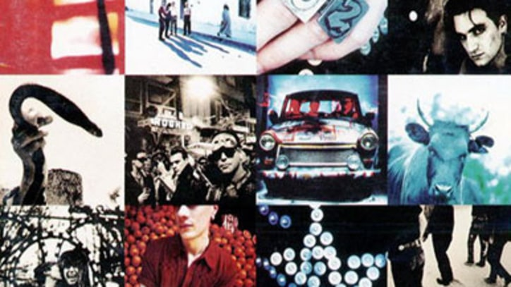 U2 Reveal Details of 'Achtung Baby' Reissue