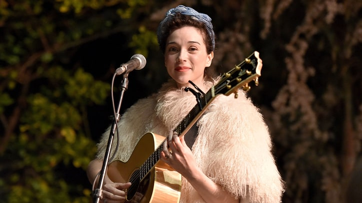 Hear St. Vincent Turn 'Golden Girls' Theme Into Eerie Dirge