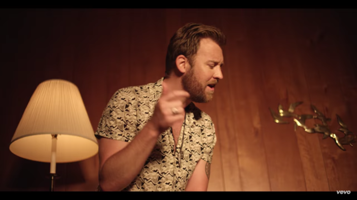 See Charles Kelley's Smoldering 'Lonely Girl' Video