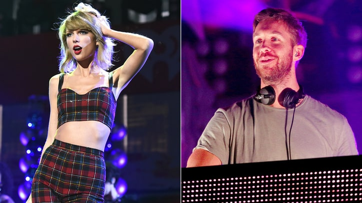Taylor Swift Co-Wrote Calvin Harris' Smash Hit 'This Is What You Came For'