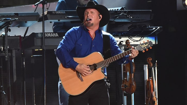 Garth Brooks on Songwriting & Sentiment of New Album: The Ram Report