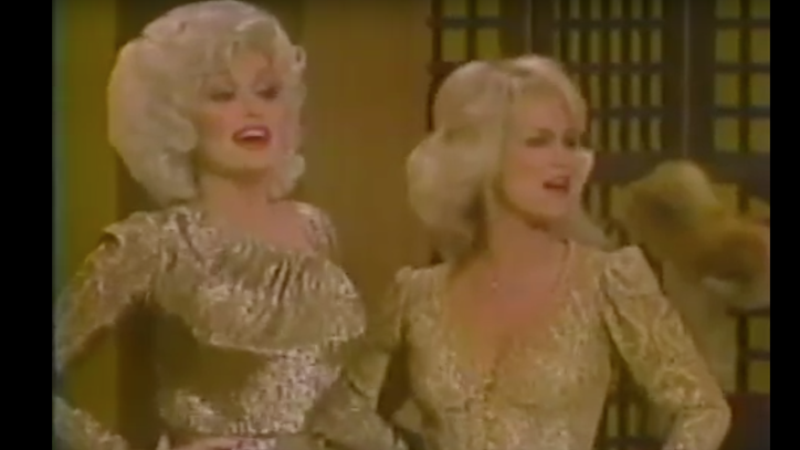 Flashback: See Dolly Parton and Barbara Mandrell's Campy Beatles Cover