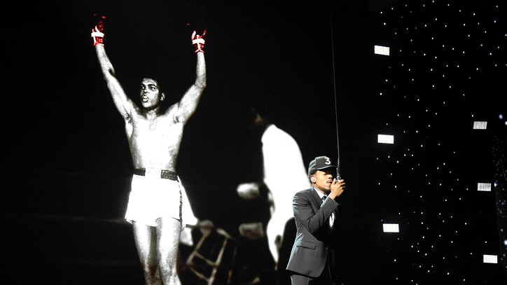 Chance the Rapper Honors Muhammad Ali With New Song at ESPY Awards