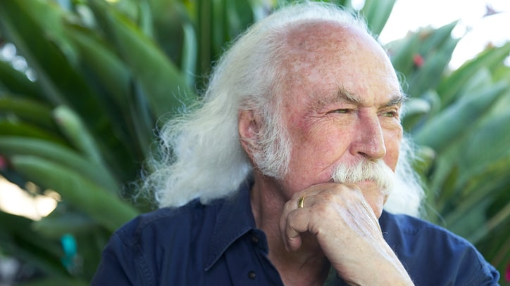 Hear David Crosby's Tender 'Things We Do for Love' Off New Album