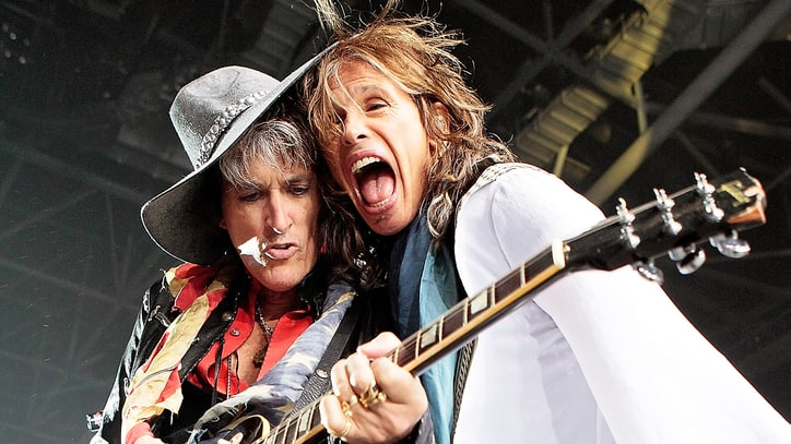 Steven Tyler: 'I'm Really Concerned and Worried About Joe Perry'