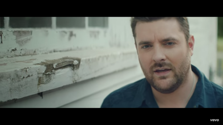See Chris Young's Solemn 'Sober Saturday Night' Video