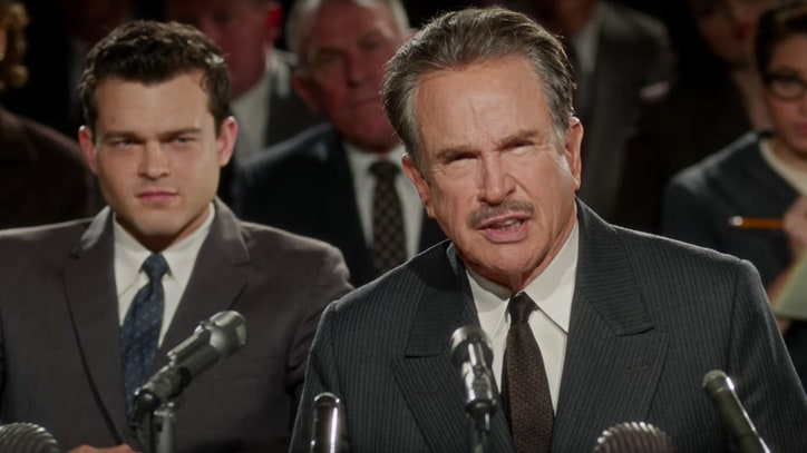 Watch Wild Trailer for Warren Beatty's First Movie in 18 Years