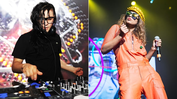 Hear M.I.A., Skrillex 'Go Off' on Raw New Song