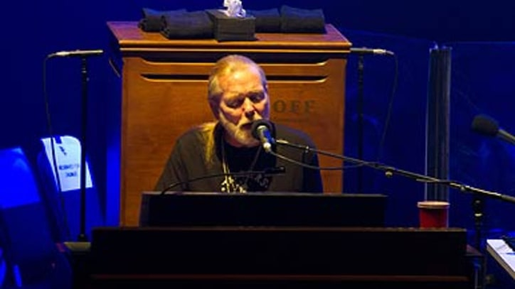 Gregg Allman Cancels Solo Tour Due to Health Problems