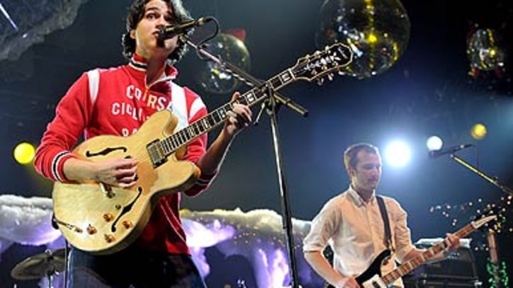 Vampire Weekend's Only 2011 Show Has Been Cancelled