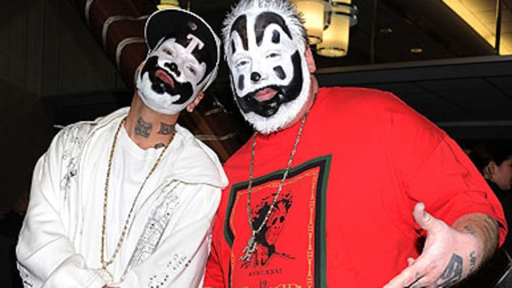 Insane Clown Posse Signs Up Charlie Sheen for Gathering of the Juggalos