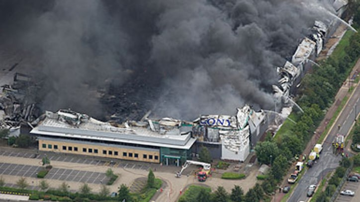 Independent Labels Cope with Aftermath of London Warehouse Fire