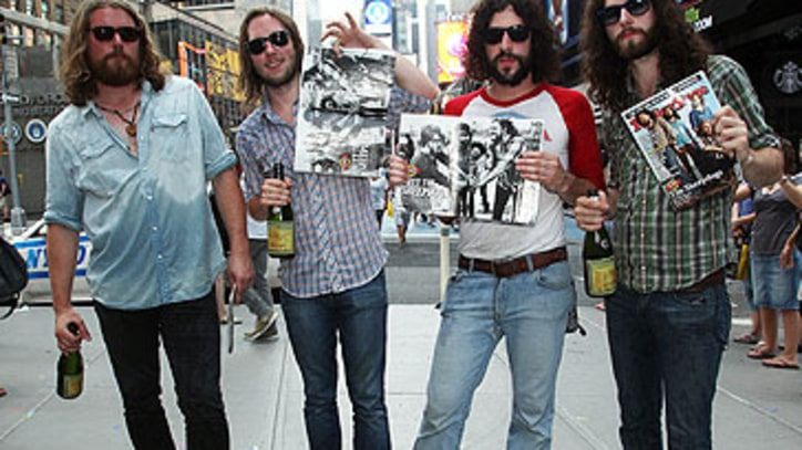 The Sheepdogs Plan Their Next Move