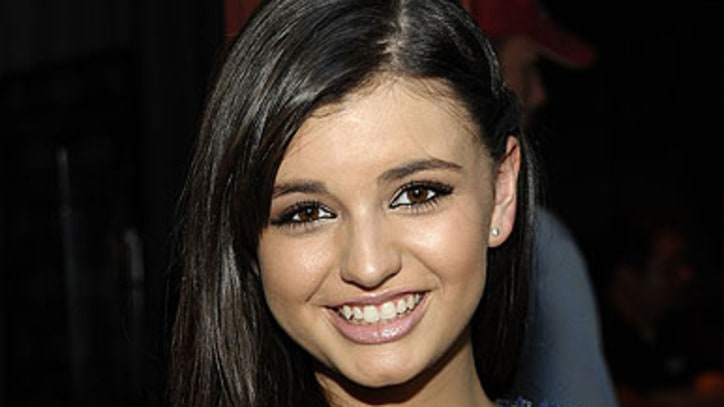 Rebecca Black Leaves School Due to Bullying
