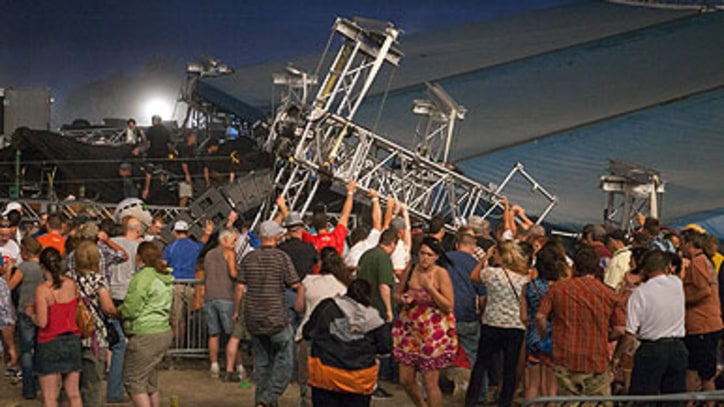 Indiana Stage Collapse Tragedy Was Preventable, Expert Says