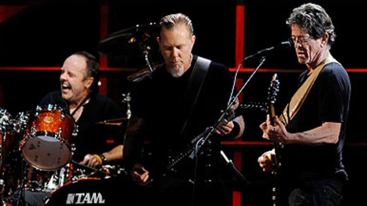 Metallica and Lou Reed Announce Album Title