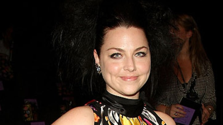 Amy Lee Previews New Evanescence Songs