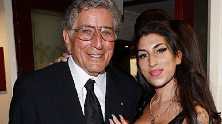 Tony Bennett to Honor Amy Winehouse at Video Music Awards