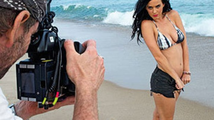 Katy Perry Strips Down for Rolling Stone