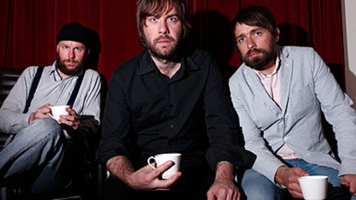 Listen: Peter Bjorn and John's Foodie Playlist