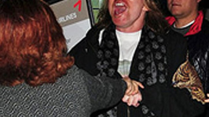 Axl Rose's Paparazzi Punch-Out