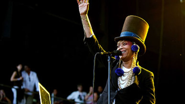 Erykah Badu Revisits 'Baduizm' at Rock the Bells