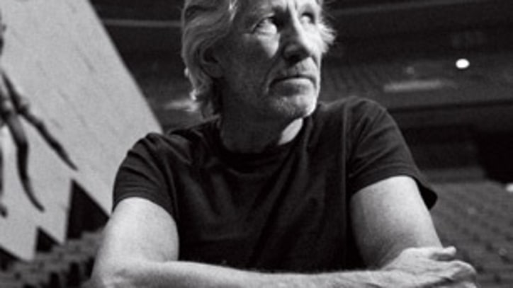 Roger Waters Rehearses for the 'Wall' Tour