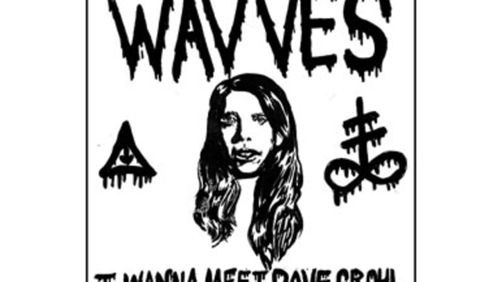 Exclusive: Wavves Reveal 'I Wanna Meet Dave Grohl' Cover Art