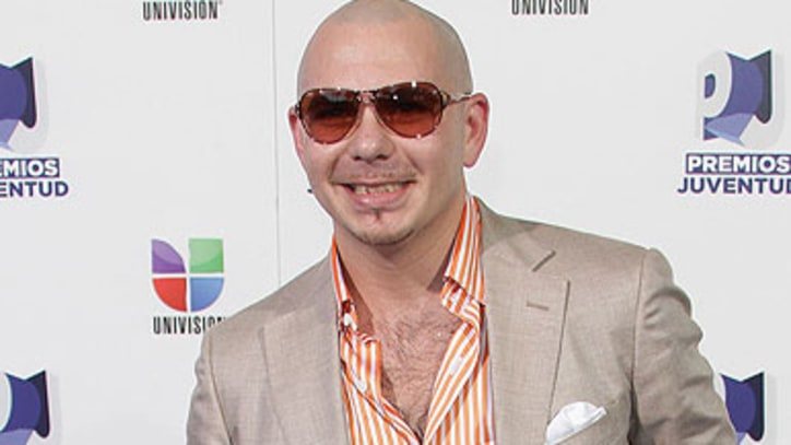 Pitbull Responds to Lindsay Lohan Lawsuit