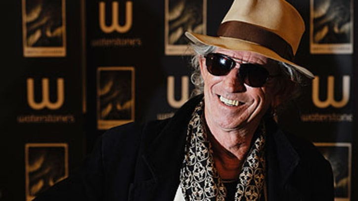 Keith Richards' Memoir Sells a Million Copies