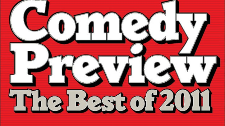 The 10 Funniest People, Videos and Things of the Coming Year