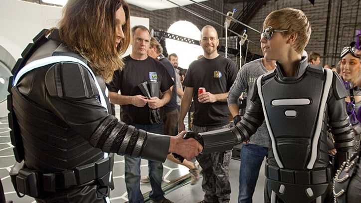 Photos: Justin Bieber and Ozzy Osbourne Team Up for Super Bowl Ad
