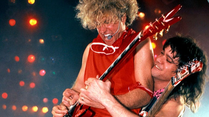 Exclusive: Sammy Hagar Recalls 20 Years of Madness With Van Halen