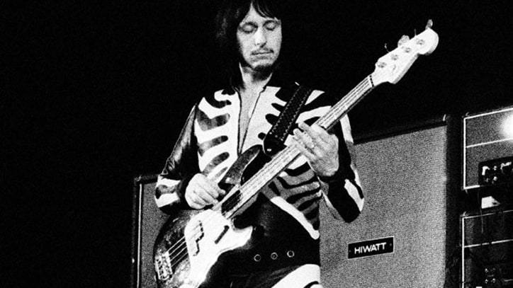 Rolling Stone Readers Pick the Top Ten Bassists of All Time