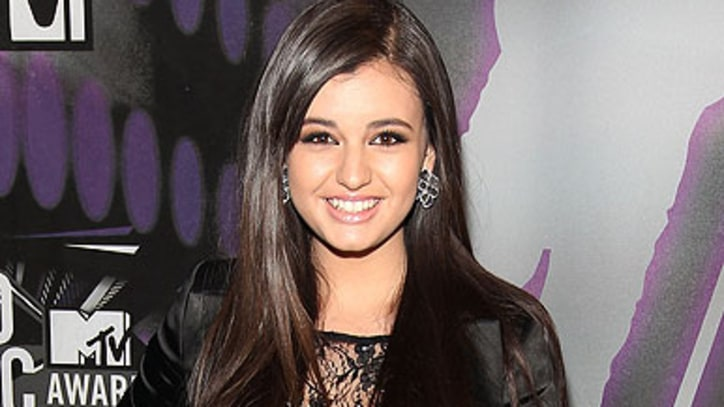 Rebecca Black Says Debut Album Is Not Like 'Friday'