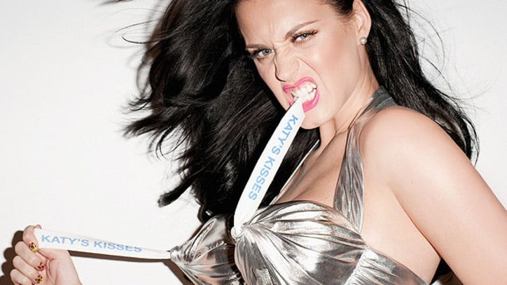 Exclusive Photos: Katy Perry's Rolling Stone Cover Shoot