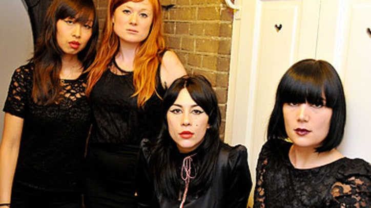 Band to Watch: Dum Dum Girls' Sixties-Inspired Girl-Group Pop