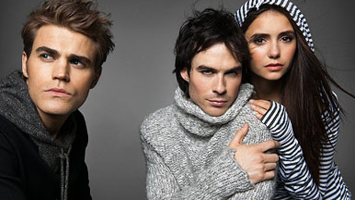 Young Bloods: The Sexy Stars of 'Vampire Diaries'