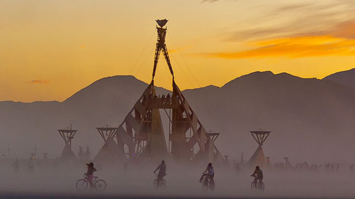 Photos: Burning Man 2011